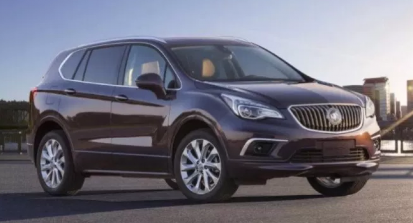 56 Concept of 2020 Buick Envision New Concept by 2020 Buick Envision