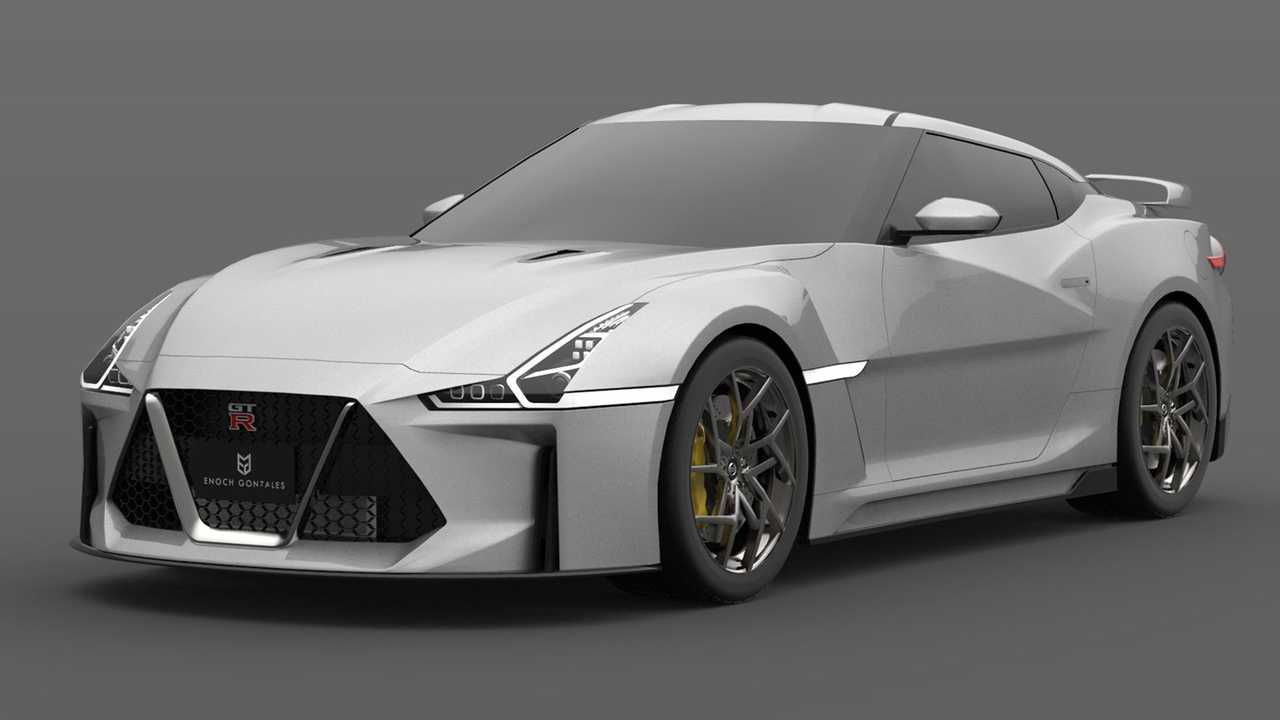 56 Concept of 2020 Nissan GT R Pricing for 2020 Nissan GT R