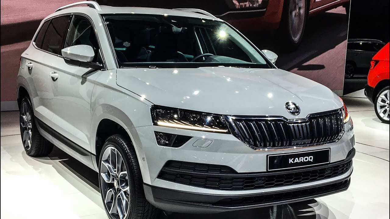 56 Concept Of 2020 Skoda Yeti 2018 Interior For 2020 Skoda Yeti 2018 Car Review Car Review