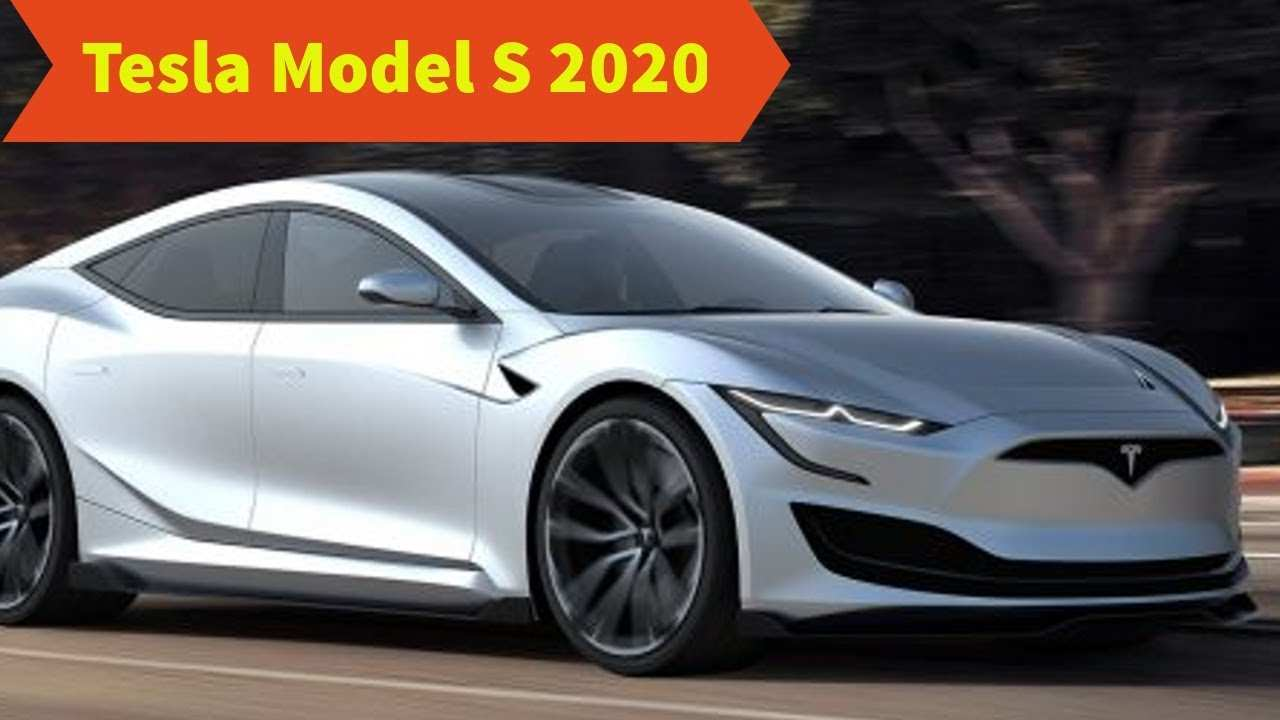 56 Concept of 2020 Tesla Model S Pictures with 2020 Tesla Model S