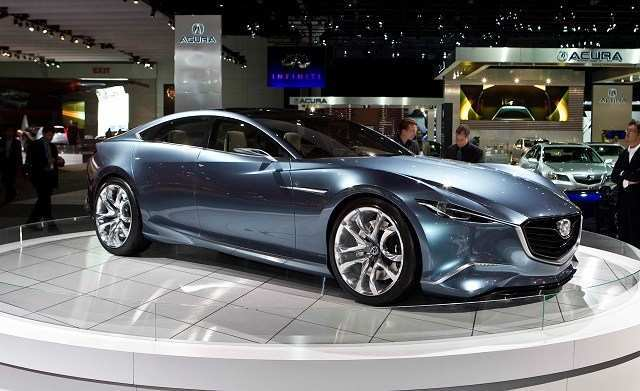 56 Concept of Mazda 6 2020 New Concept New Review by Mazda 6 2020 New Concept