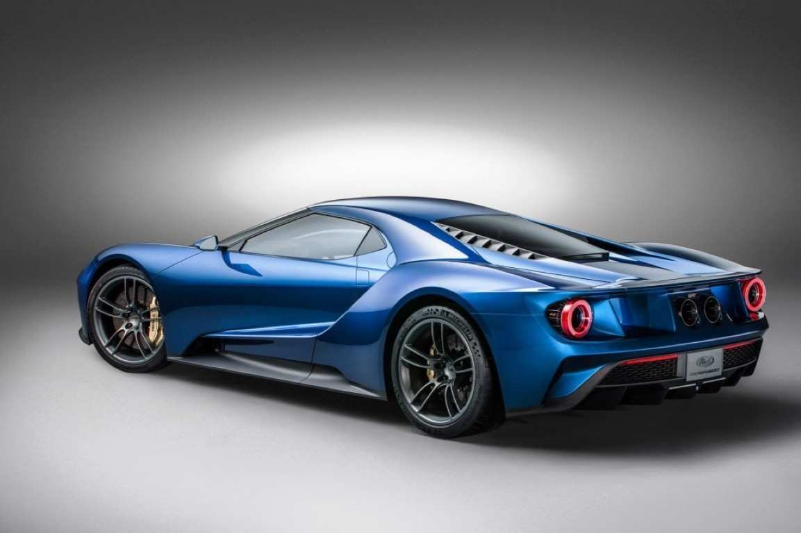 56 Gallery of 2020 Ford GT40 Price by 2020 Ford GT40