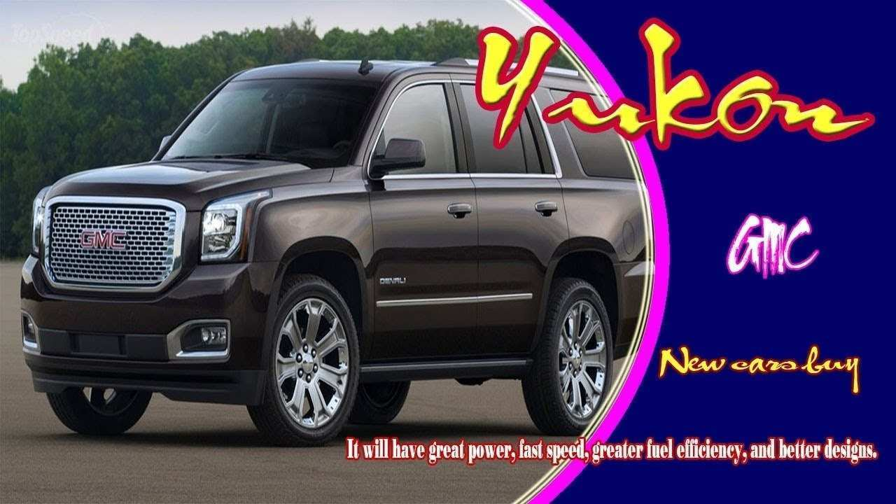56 Gallery of 2020 GMC Yukon Denali Xl Release Date with 2020 GMC Yukon Denali Xl