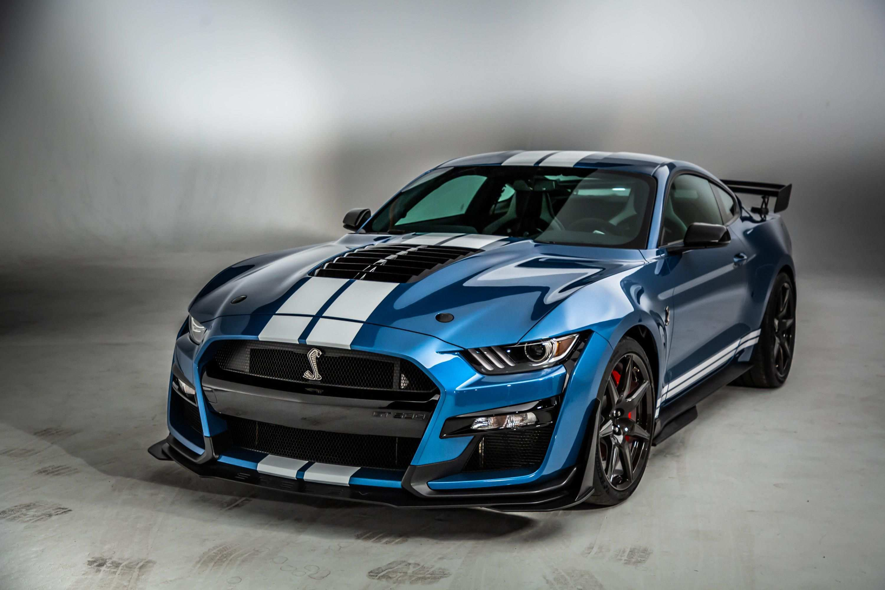 56 Gallery of 2020 Mustang Shelby Gt350 Concept for 2020 Mustang Shelby Gt350