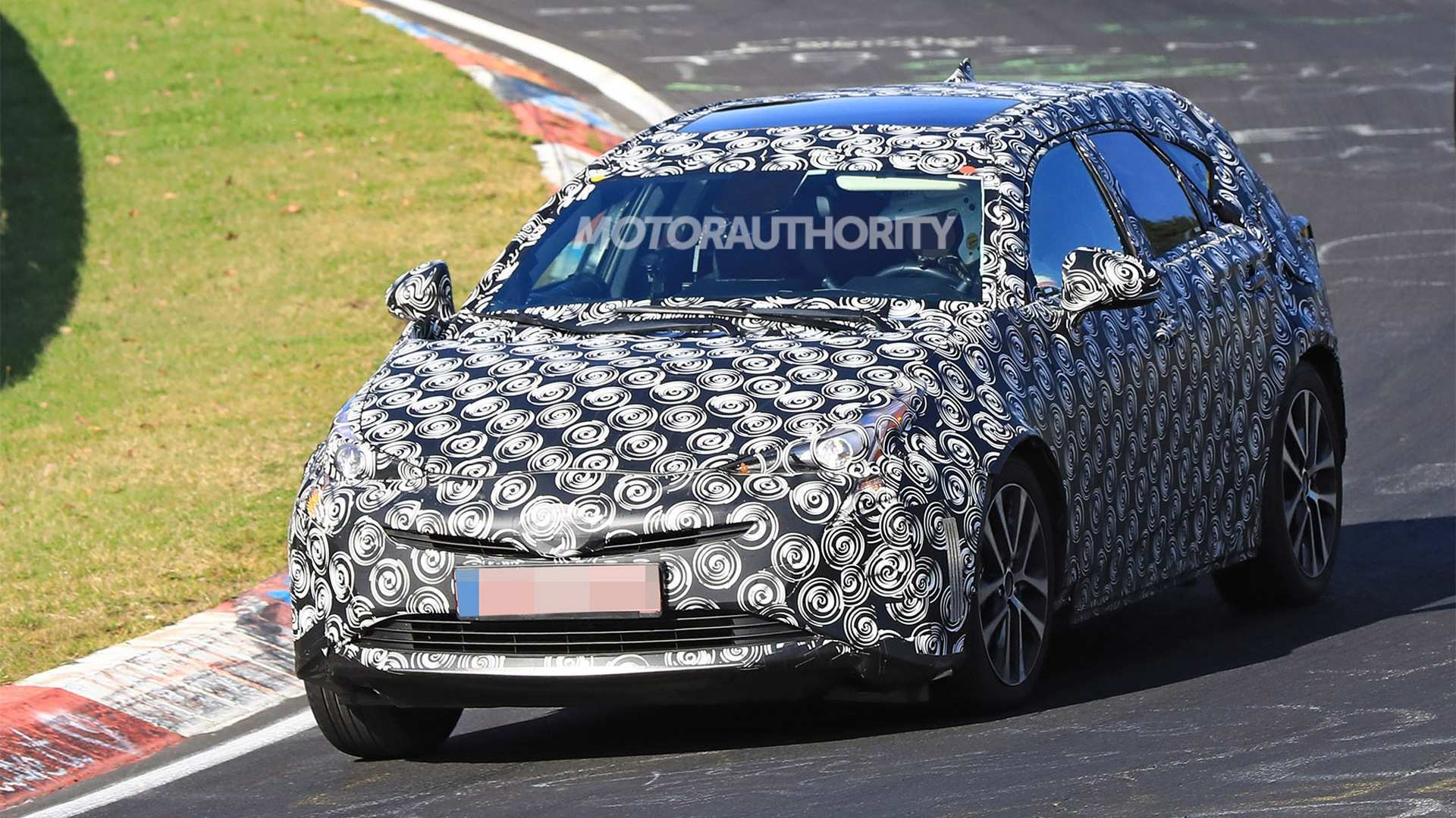 56 Gallery of 2020 Spy Shots Toyota Prius Exterior for 2020 Spy Shots Toyota Prius