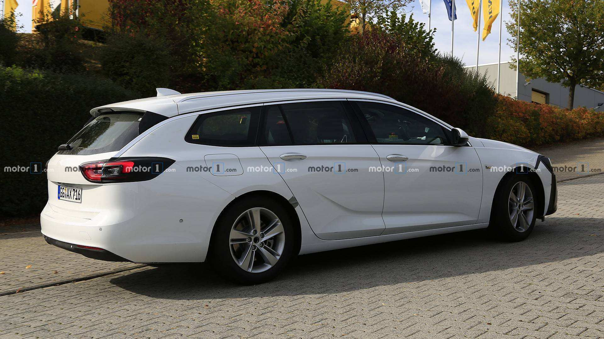 56 Gallery of Opel Insignia 2020 Configurations with Opel Insignia 2020