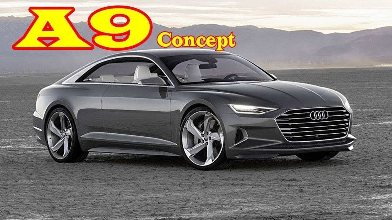 56 Great 2020 Audi A9 Concept Configurations by 2020 Audi A9 Concept