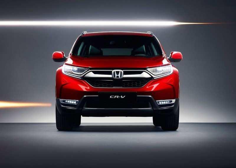56 Great 2020 Honda CR V Specs by 2020 Honda CR V