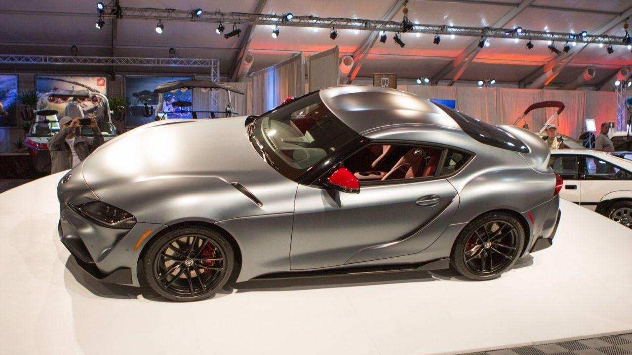 56 Great 2020 Toyota Supra Redesign and Concept with 2020 Toyota Supra
