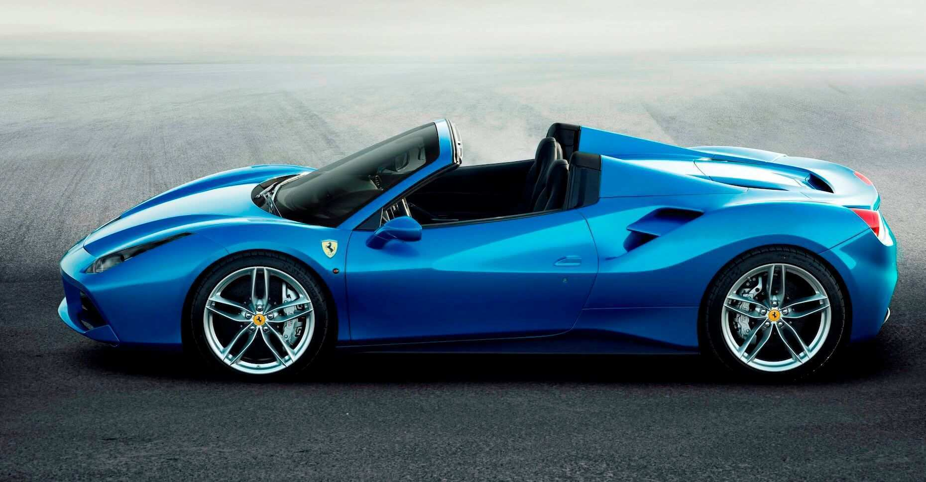 56 New 2020 Ferrari 488 Spider Exterior Review for 2020 Ferrari 488 Spider Exterior