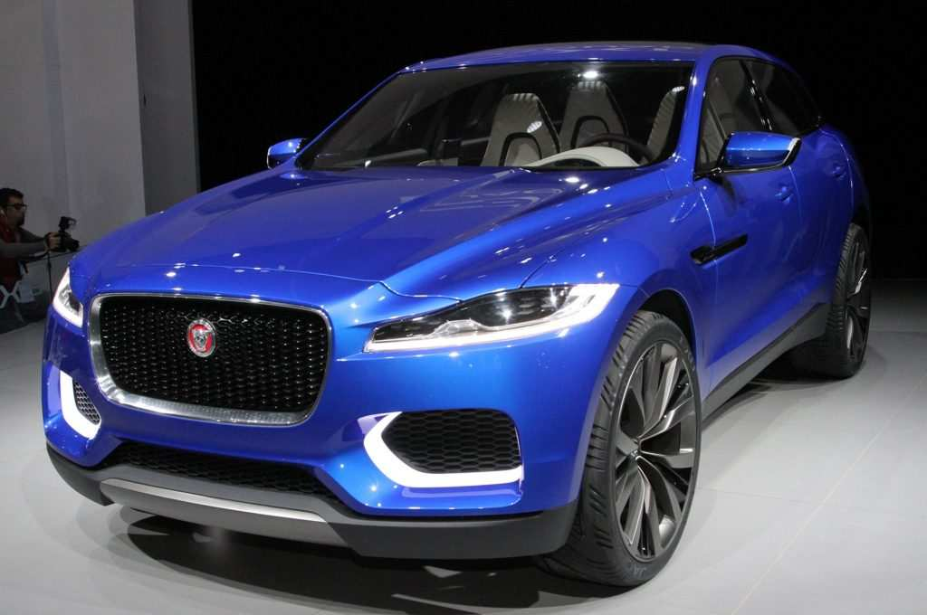 56 New 2020 Jaguar C X17 Crossover Reviews with 2020 Jaguar C X17 Crossover