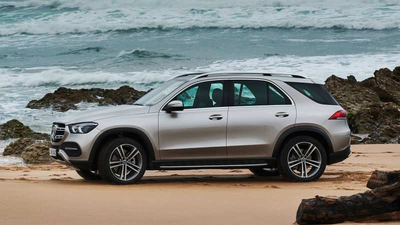 56 New Mercedes Gle 2020 New First Drive with Mercedes Gle 2020 New
