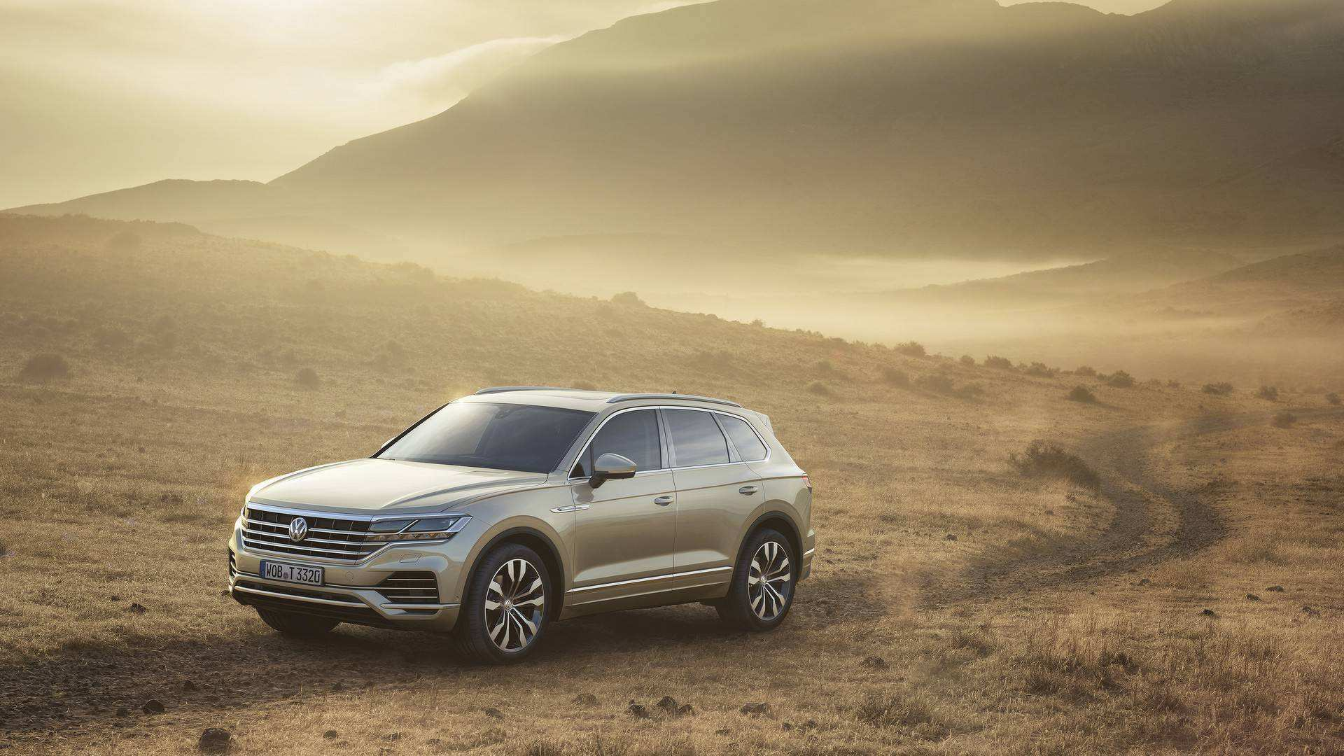 56 New VW Touareg 2020 Usa Research New for VW Touareg 2020 Usa