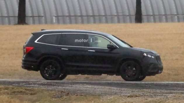 56 The 2020 Honda Pilot Spy Photos Photos for 2020 Honda Pilot Spy Photos