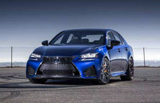 56 The 2020 Lexus GS F Price with 2020 Lexus GS F