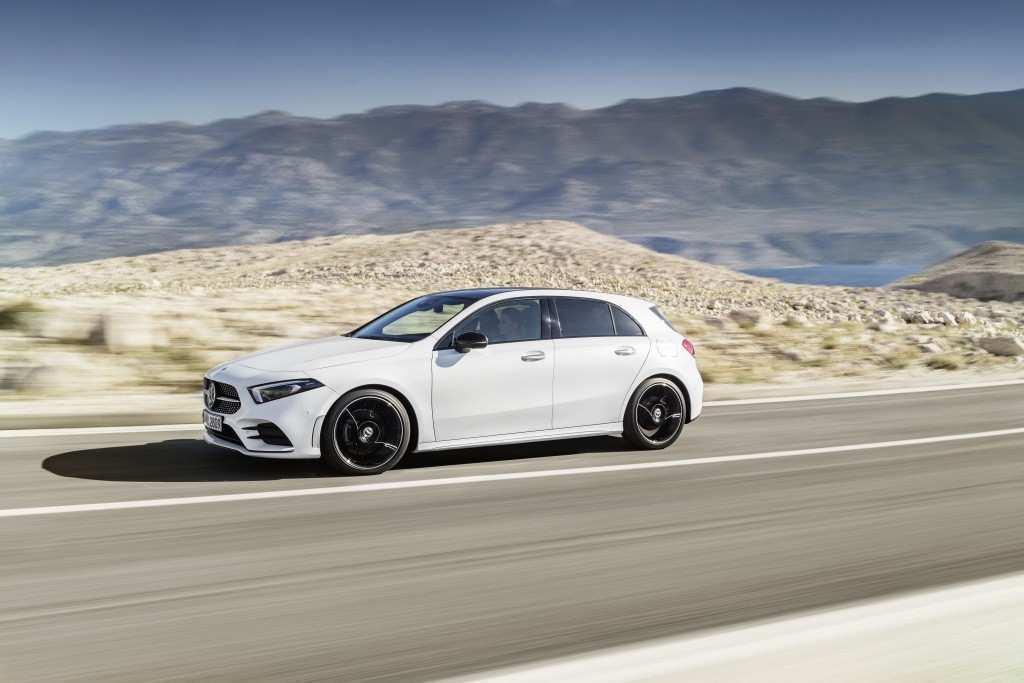 56 The 2020 Mercedes Hatchback Configurations for 2020 Mercedes Hatchback