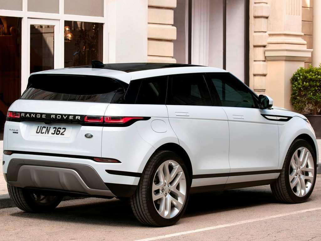 56 The 2020 Range Rover Evoque Prices by 2020 Range Rover Evoque