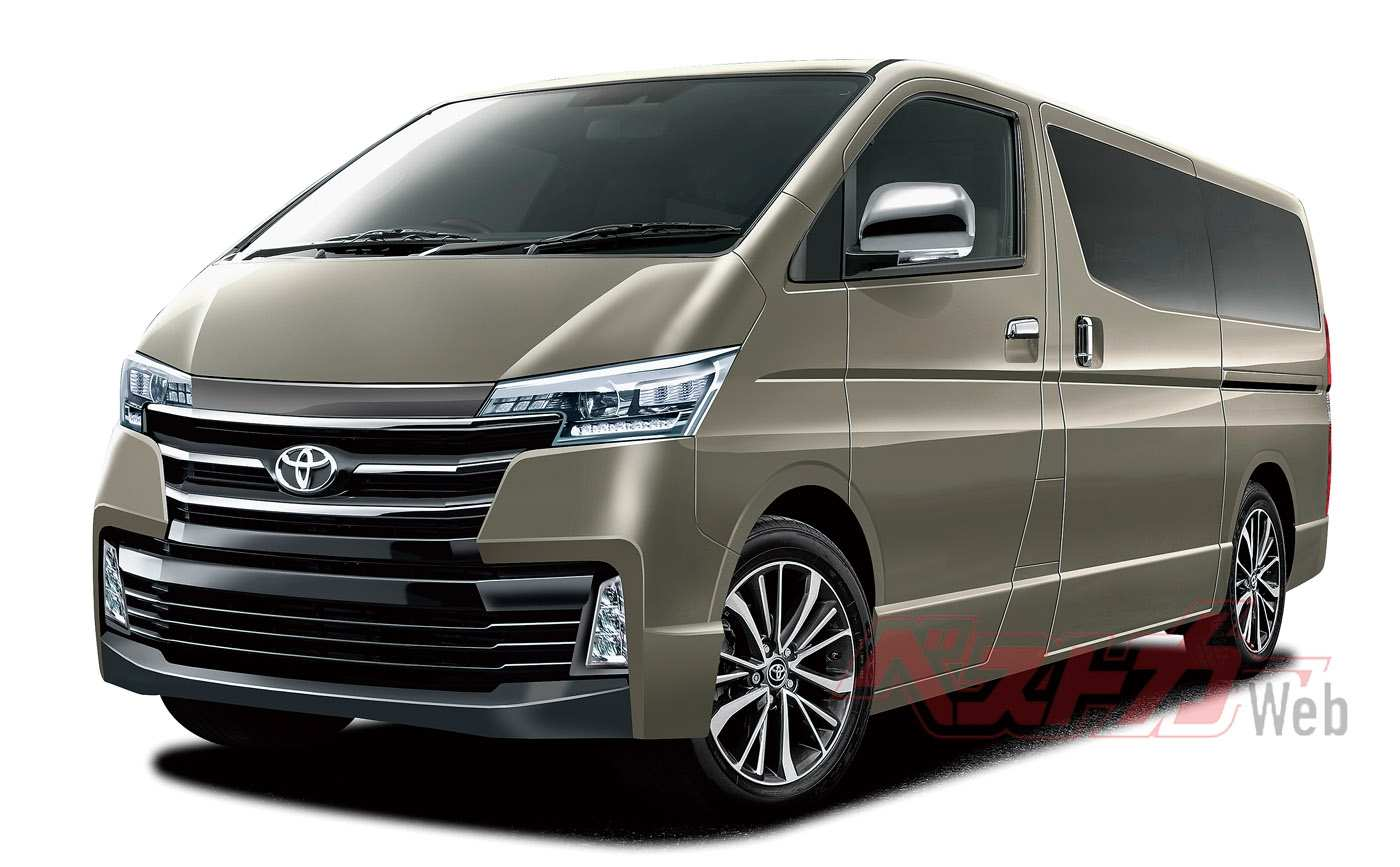 56 The 2020 Toyota Hiace 2018 Ratings with 2020 Toyota Hiace 2018