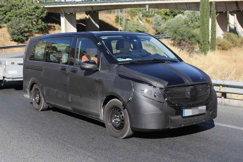 56 The Mercedes Benz Vito 2020 Spesification for Mercedes Benz Vito 2020