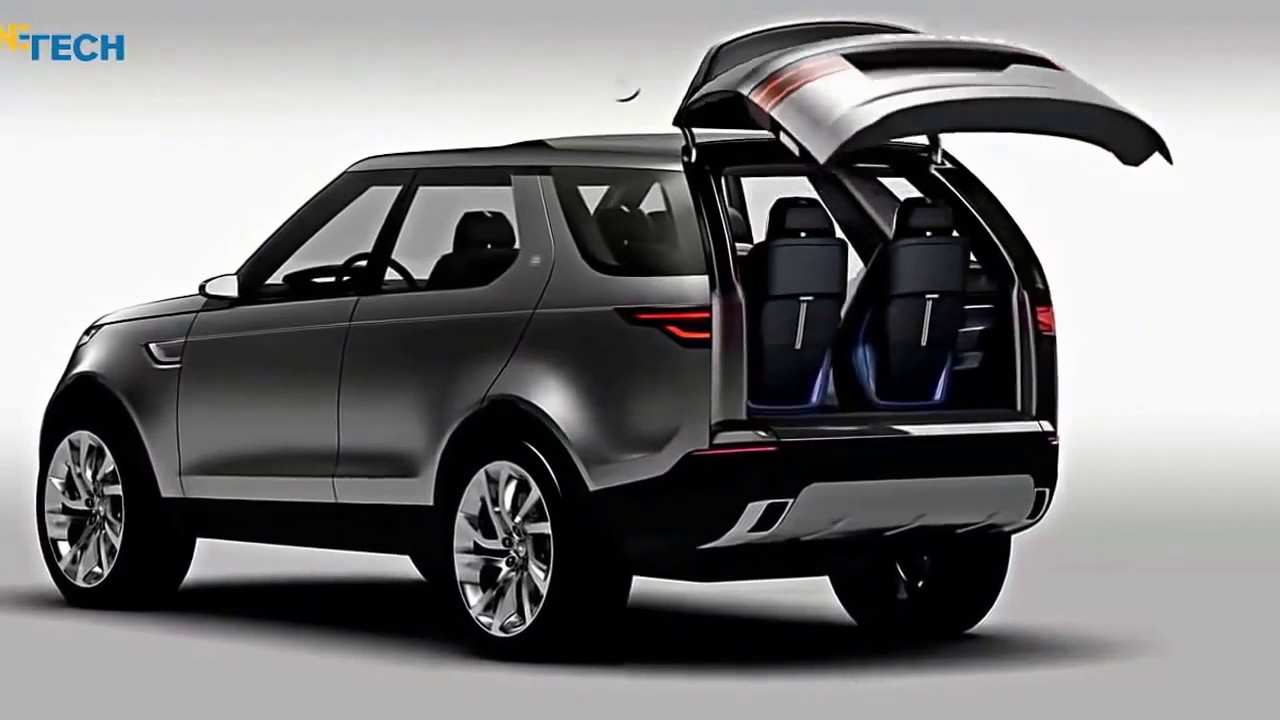 2020 Land Rover LR4 Research New