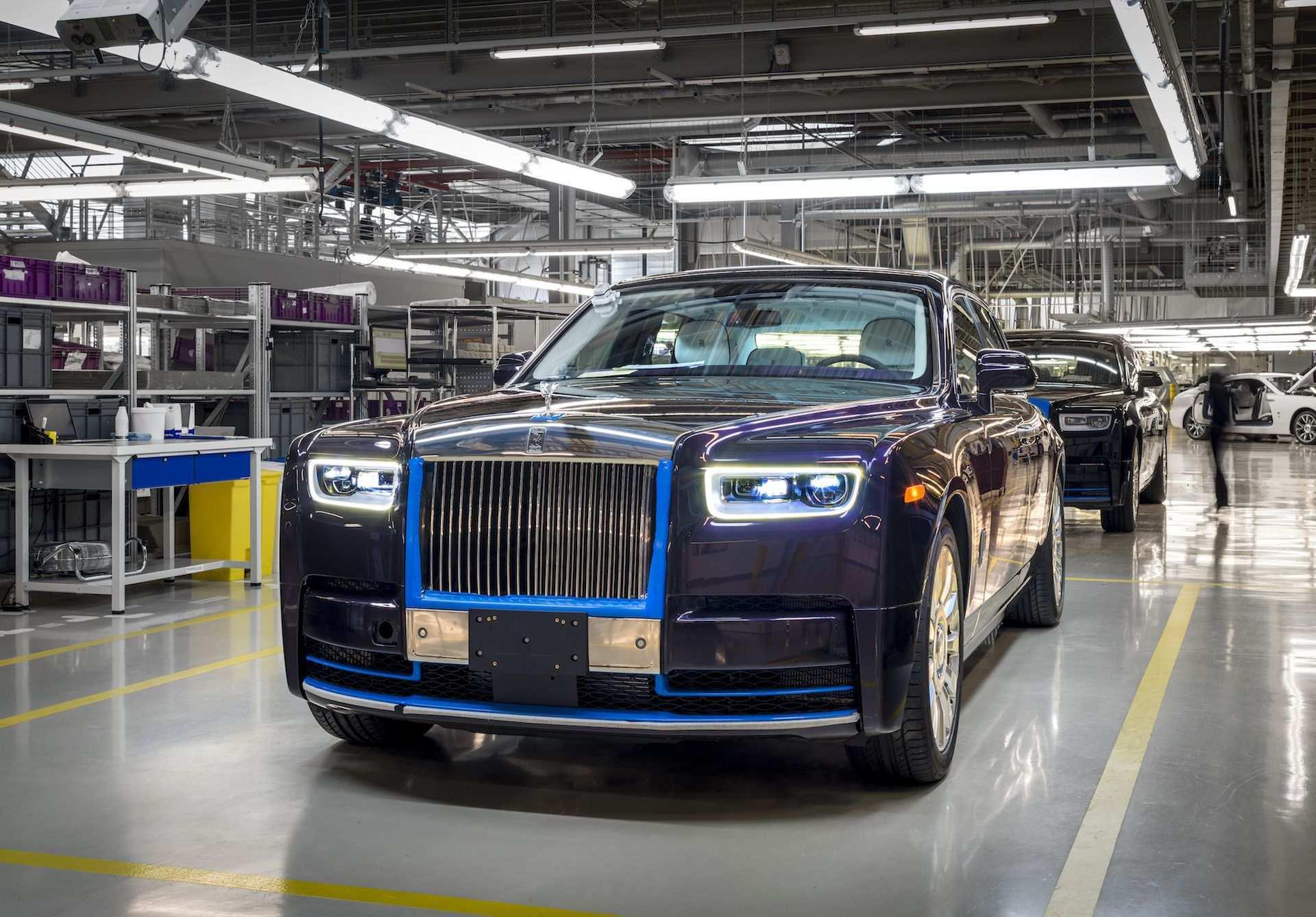 57 All New 2020 Rolls Royce Phantoms Redesign with 2020 Rolls Royce Phantoms
