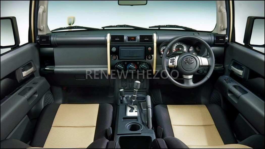 57 All New 2020 Toyota FJ Cruiser Photos by 2020 Toyota FJ Cruiser