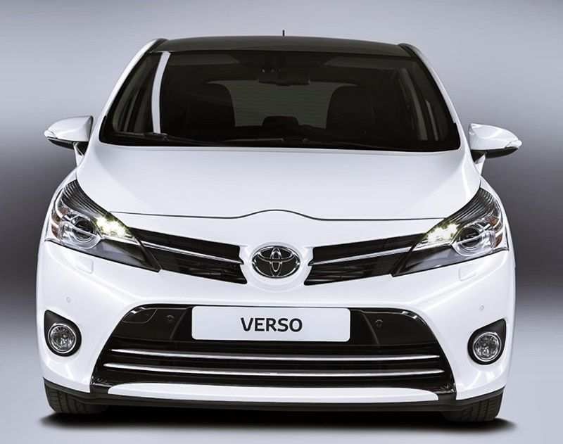 57 All New 2020 Toyota Verso 2020 Overview for 2020 Toyota Verso 2020