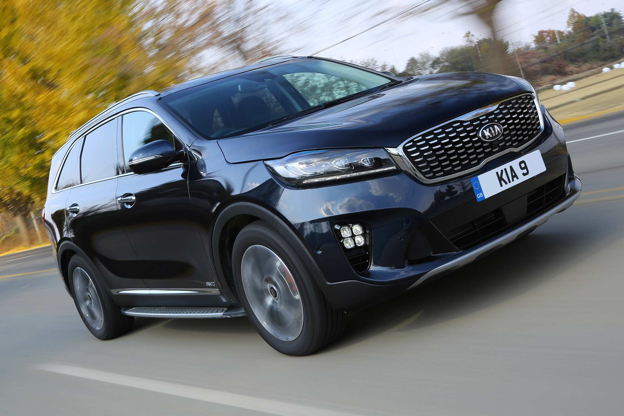 57 All New Kia Sorento 2020 Gt Line Spy Shoot for Kia Sorento 2020 Gt Line