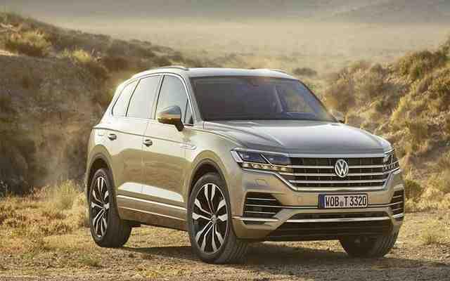 57 All New VW Touareg 2020 Spesification by VW Touareg 2020