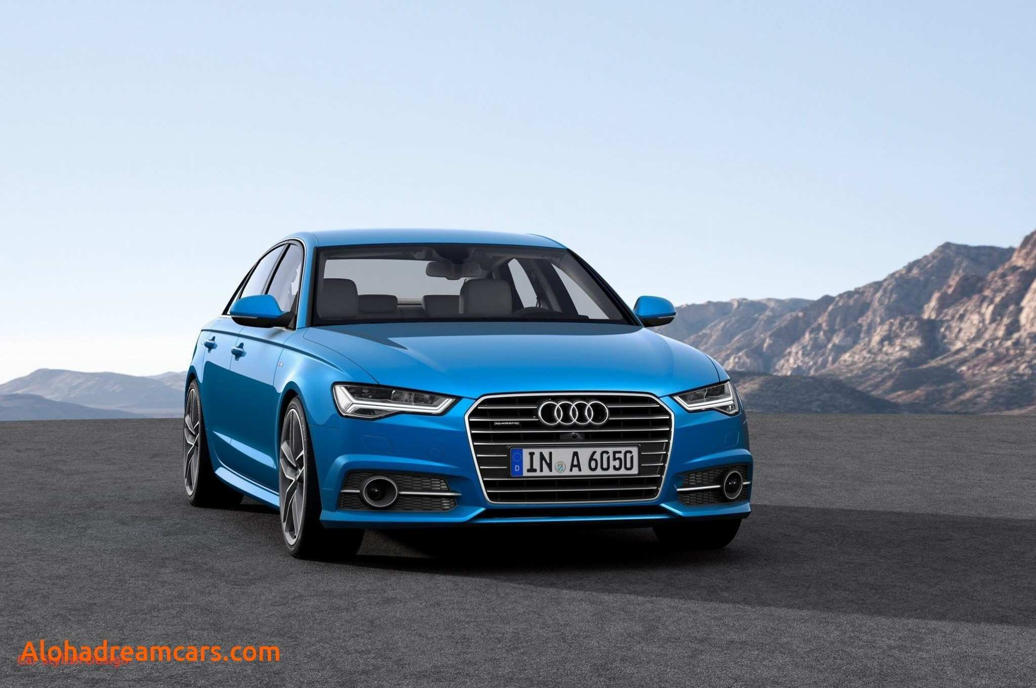 57 Best Review 2020 Audi A6 2018 New Concept by 2020 Audi A6 2018