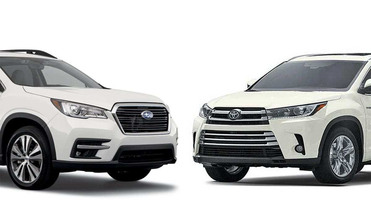 57 Best Review 2020 Subaru Ascent Exterior Exterior Model with 2020 Subaru Ascent Exterior Exterior