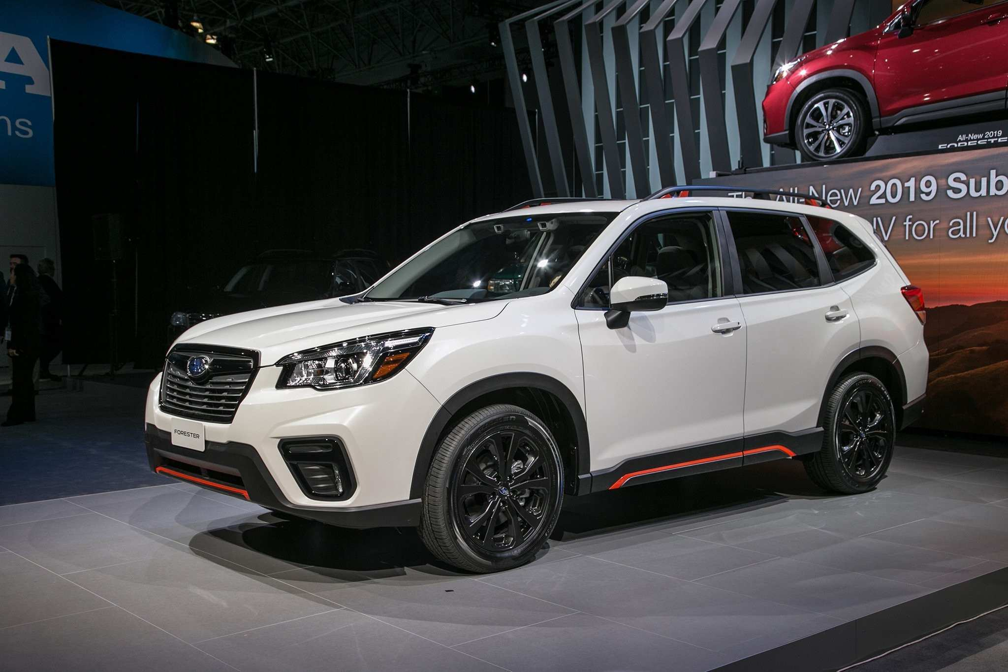 2020 subaru forester towing capacity