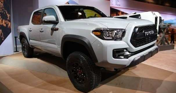 57 Best Review Pick Up Toyota 2020 Redesign and Concept by Pick Up Toyota 2020