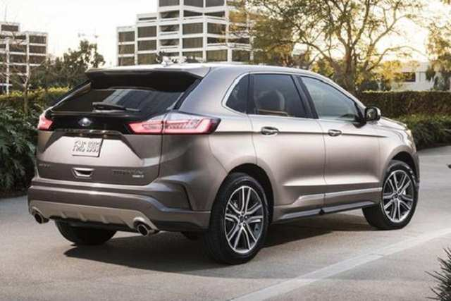 57 Concept of 2020 Ford Edge First Drive for 2020 Ford Edge