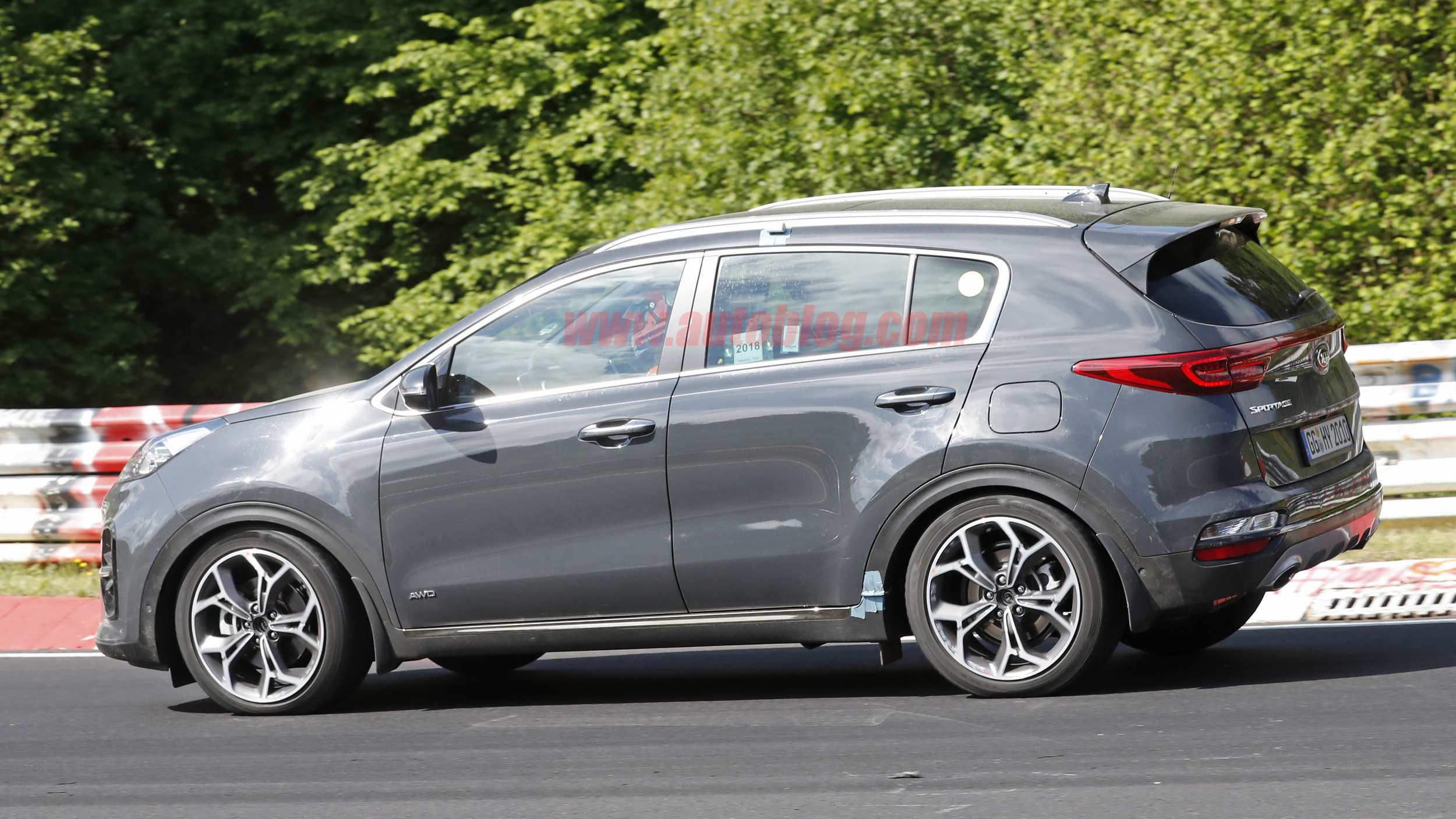 57 Concept of 2020 KIA SportageSpy Shots Photos for 2020 KIA SportageSpy Shots