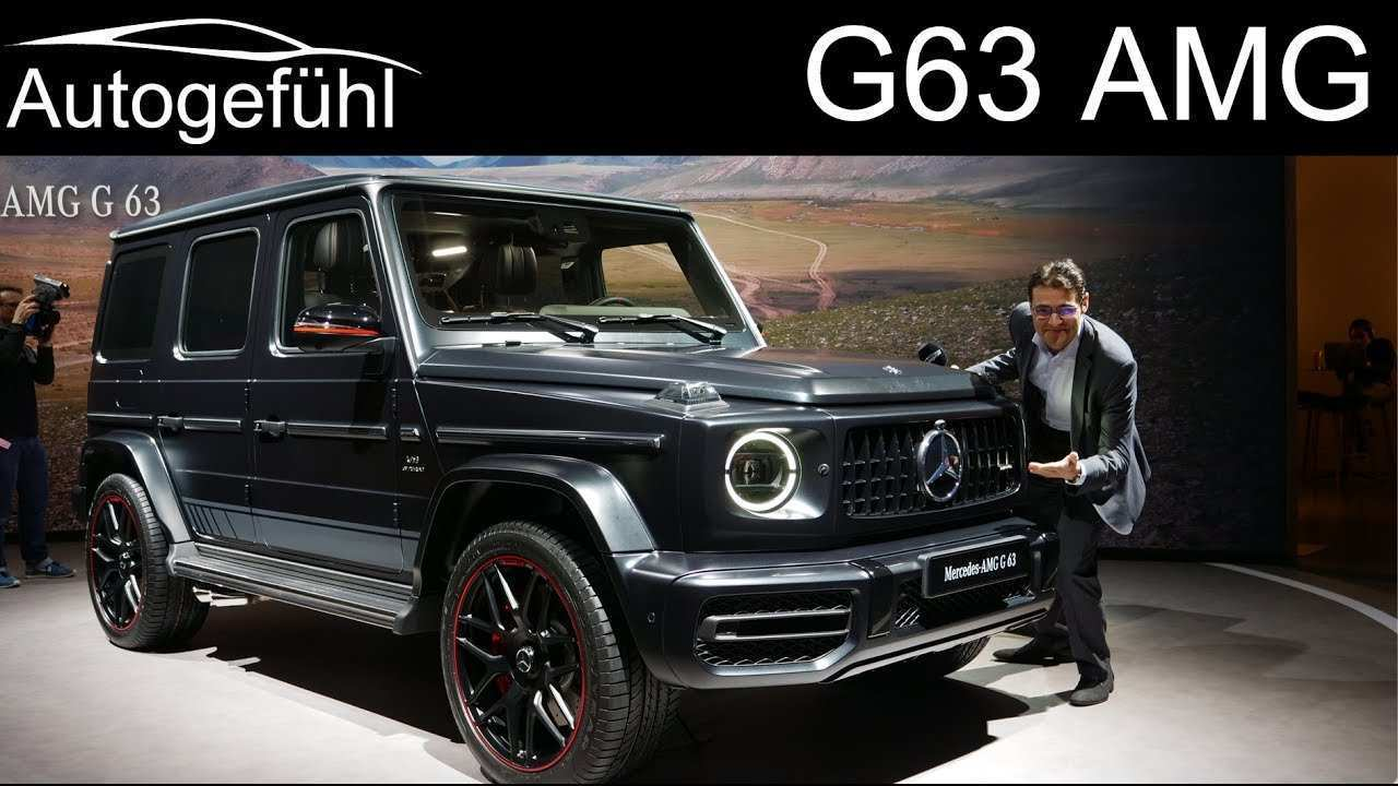 57 Concept of 2020 Mercedes G Wagon Exterior Date Speed Test with 2020 Mercedes G Wagon Exterior Date
