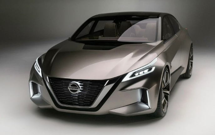 57 Concept of 2020 Nissan Altima Black Performance for 2020 Nissan Altima Black