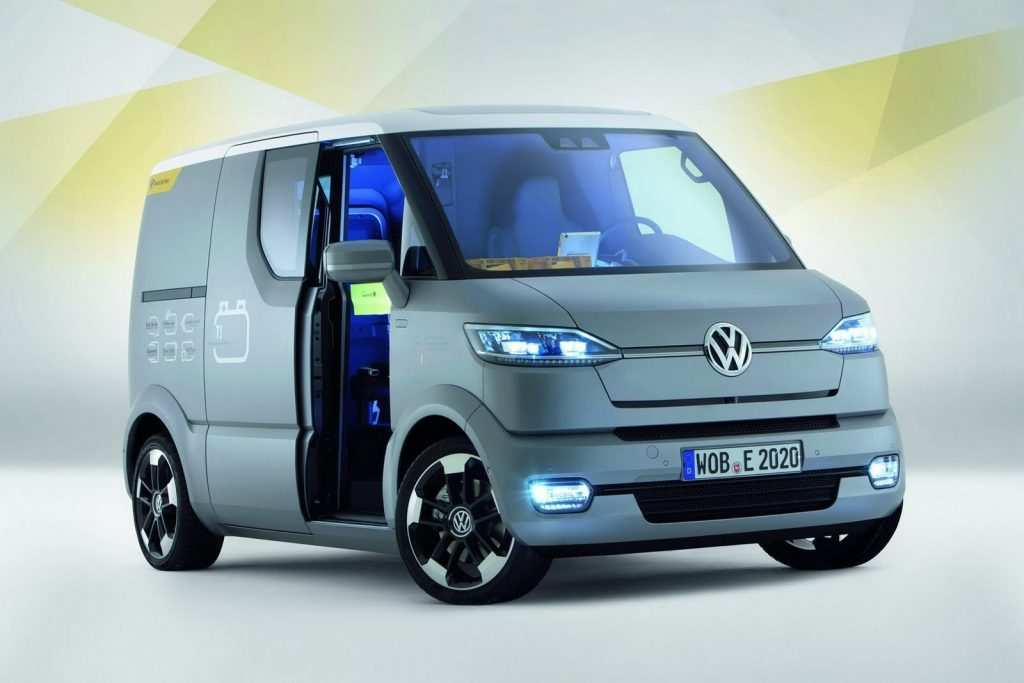 57 Concept of 2020 VW Transporter Concept for 2020 VW Transporter