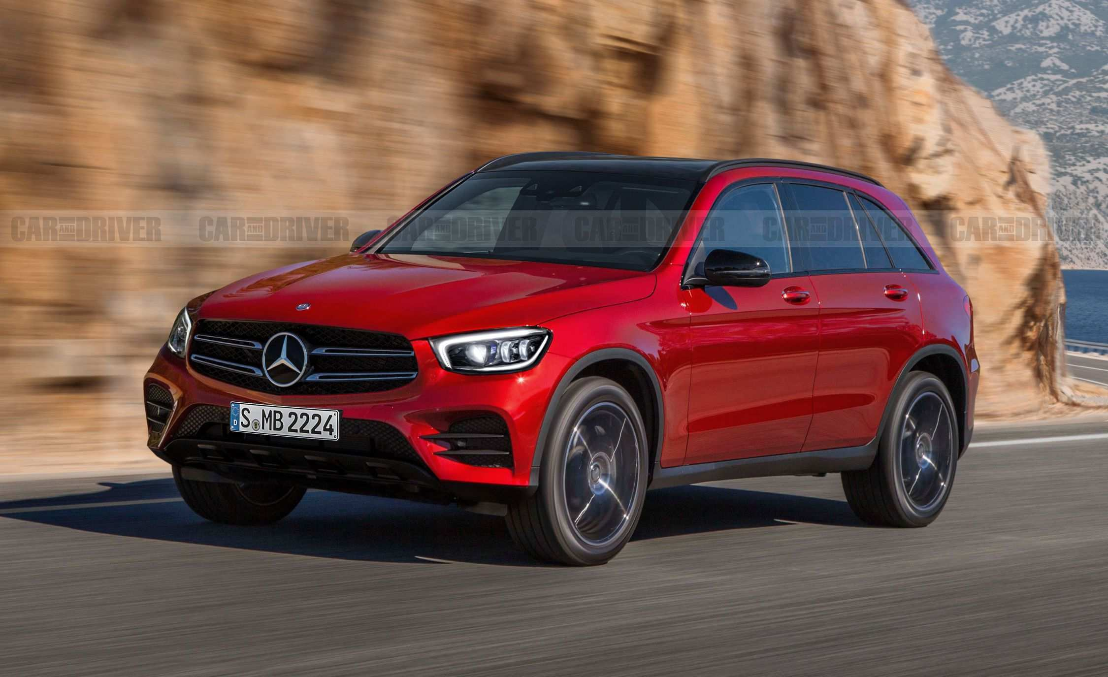 57 Concept of Mercedes Glc 2020 Release by Mercedes Glc 2020