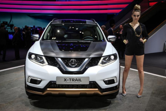 57 Concept of Nissan X Trail 2020 New Concept Release Date with Nissan X Trail 2020 New Concept