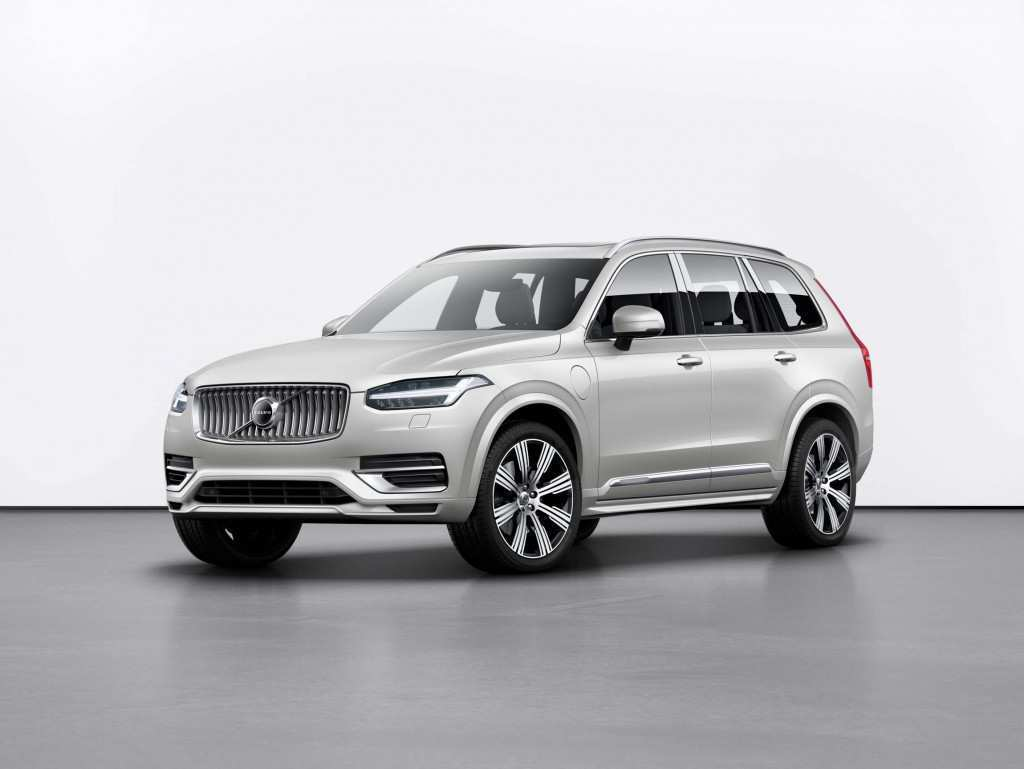 57 Concept of Volvo Range 2020 Rumors for Volvo Range 2020