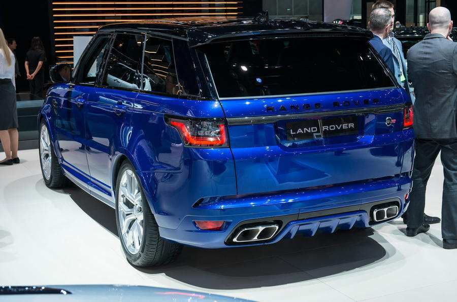 57 Gallery of 2020 Range Rover Sport Performance and New Engine with 2020 Range Rover Sport