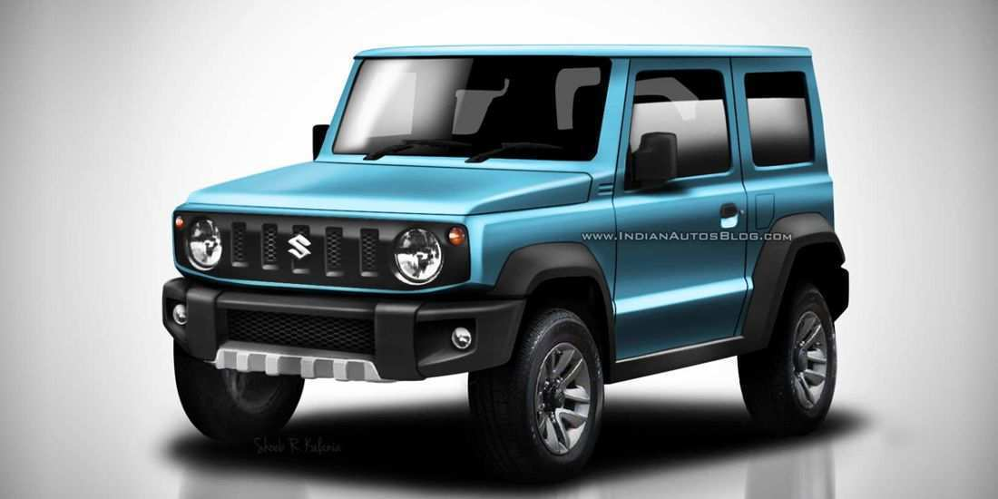 57 Gallery of 2020 Suzuki Jimny Model Configurations for 2020 Suzuki Jimny Model