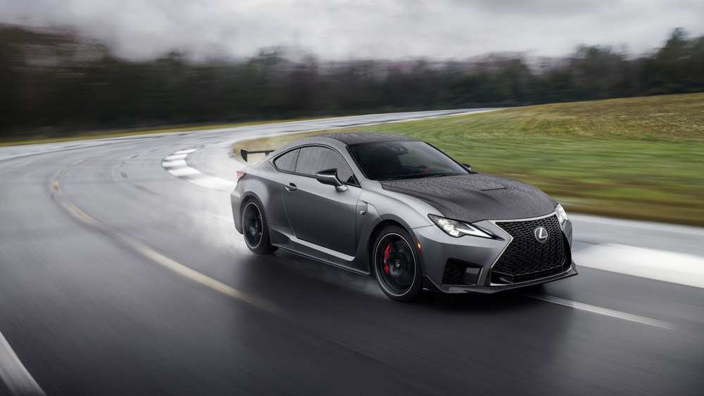 57 Gallery of Lexus Coupe 2020 Specs and Review by Lexus Coupe 2020