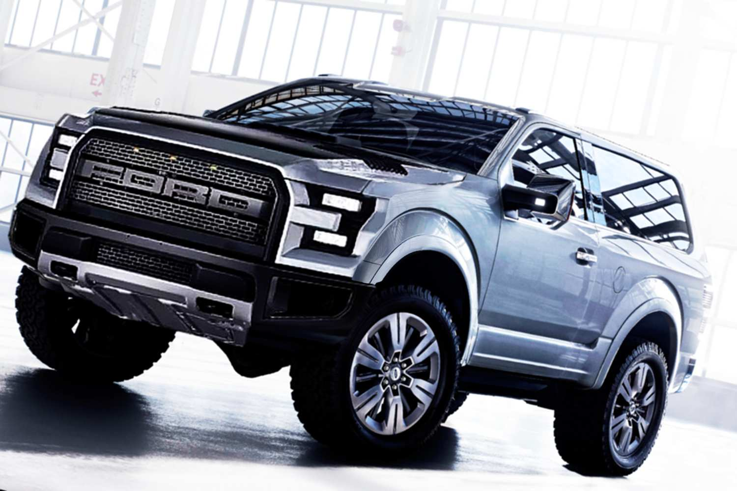 57 Great 2020 Ford Svt Bronco Raptor Specs and Review for 2020 Ford Svt Bronco Raptor