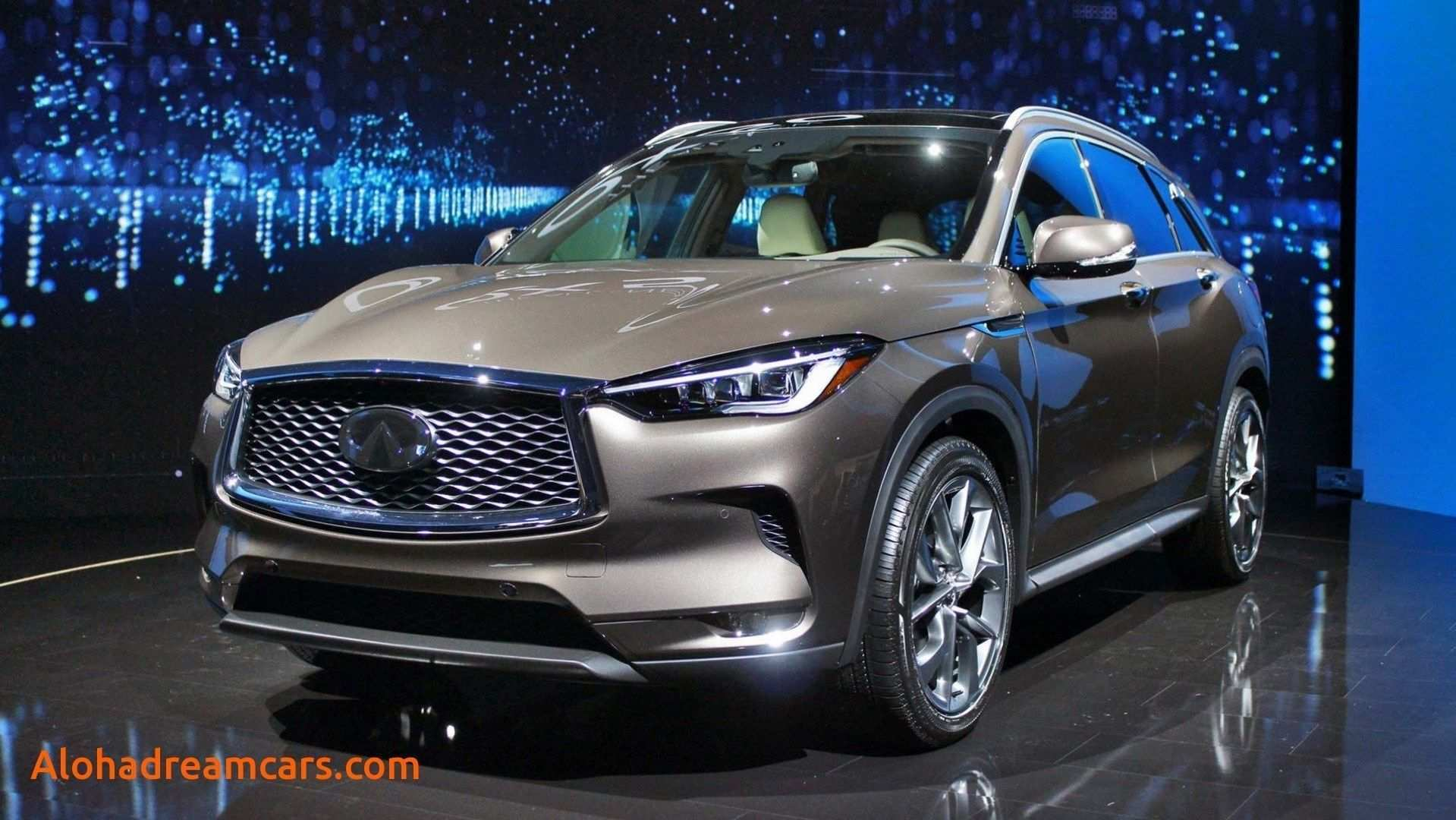57 Great 2020 Infiniti Qx50 Exterior Overview for 2020 Infiniti Qx50 Exterior
