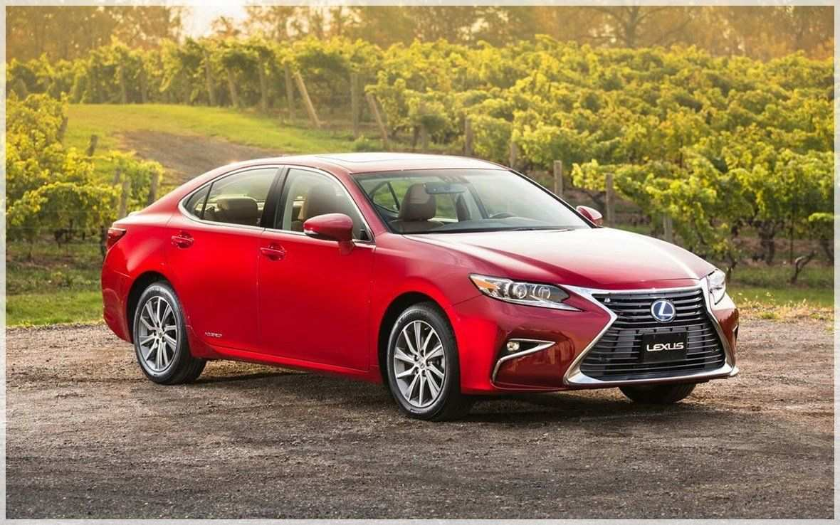 57 Great Lexus Es 2020 Exterior Price and Review for Lexus Es 2020 Exterior