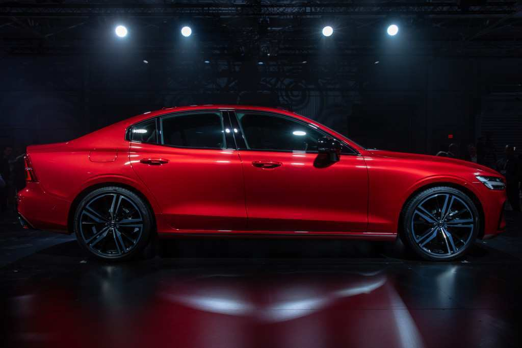 57 Great Volvo S60 2020 News Specs with Volvo S60 2020 News