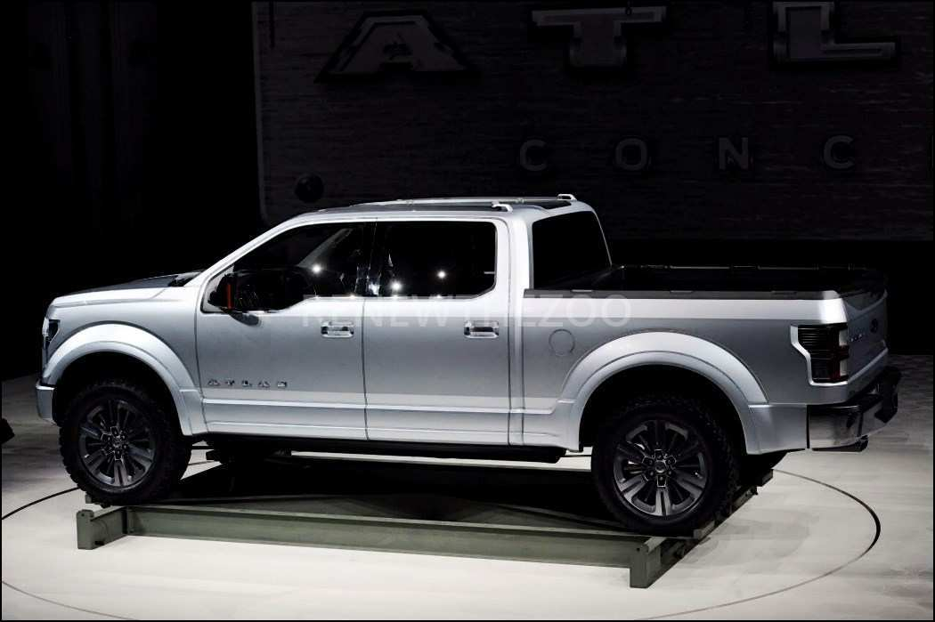 57 New 2020 Ford Atlas Redesign and Concept for 2020 Ford Atlas