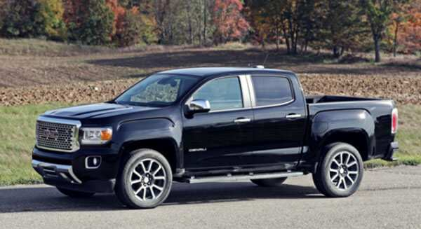 57 New 2020 GMC Canyon Denali Performance by 2020 GMC Canyon Denali